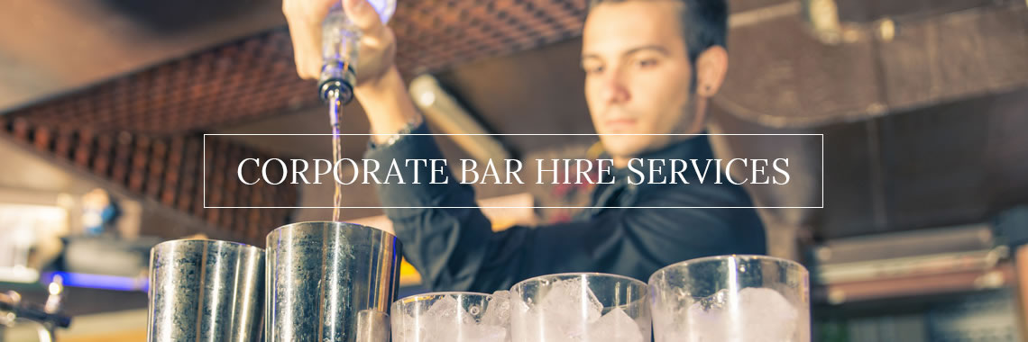 001 slide corporate bar hire services