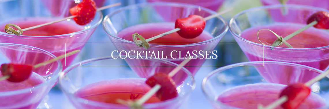 slide cocktail classes